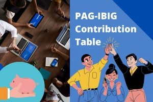 Read more about the article PAG-IBIG Contribution Table