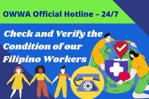 Read more about the article OWWA Official Hotline – 24/7