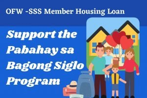 Read more about the article SSS Member Housing Loans For OFW