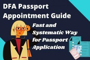DFA Passport Appointment Guide