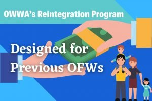 What OFWs Need to Know about OWWA's Reintegration Program