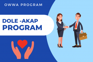 DOLE AKAP PROGRAM – Gabay Para Sa Eligible OFWs – OWWA Members