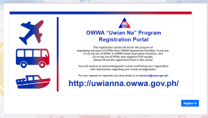 OWWA Uwian Program Helps OFWs