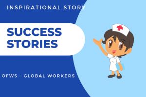 An OFW Success Story – A Filipino Nurse in Canada