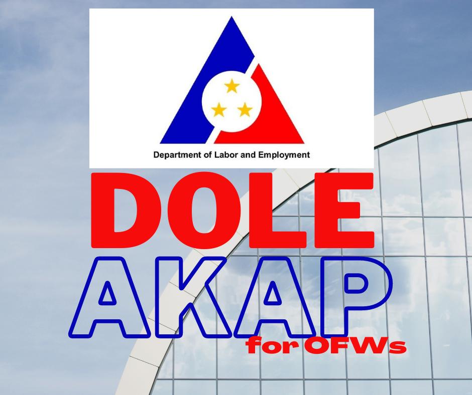 DOLE- AKAP PROGRAM